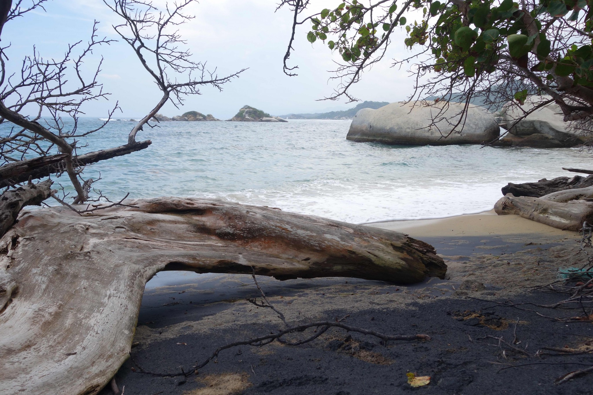 Parque Tayrona Strand und Meer