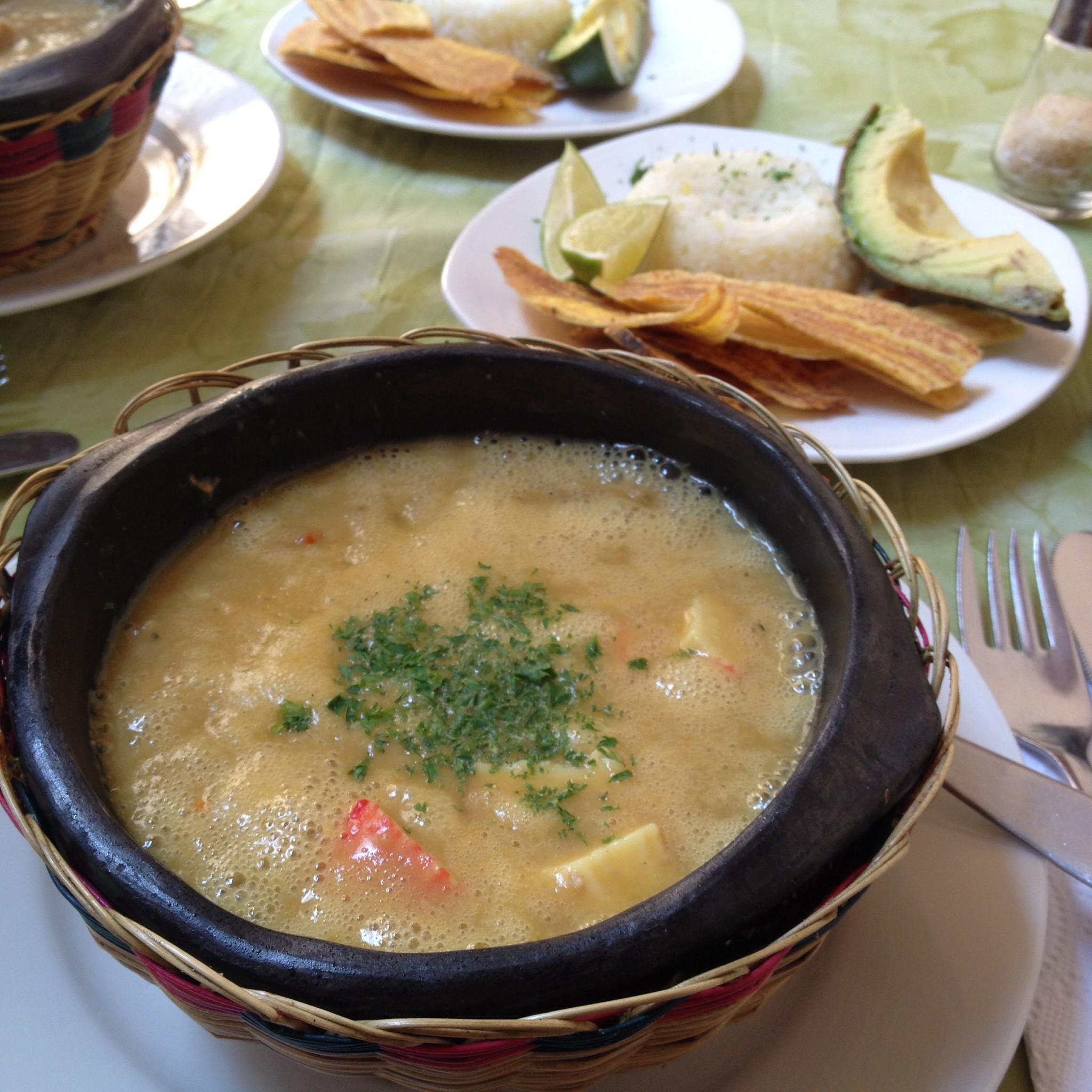 Mittagsmenüs im Pimienta y Cafe