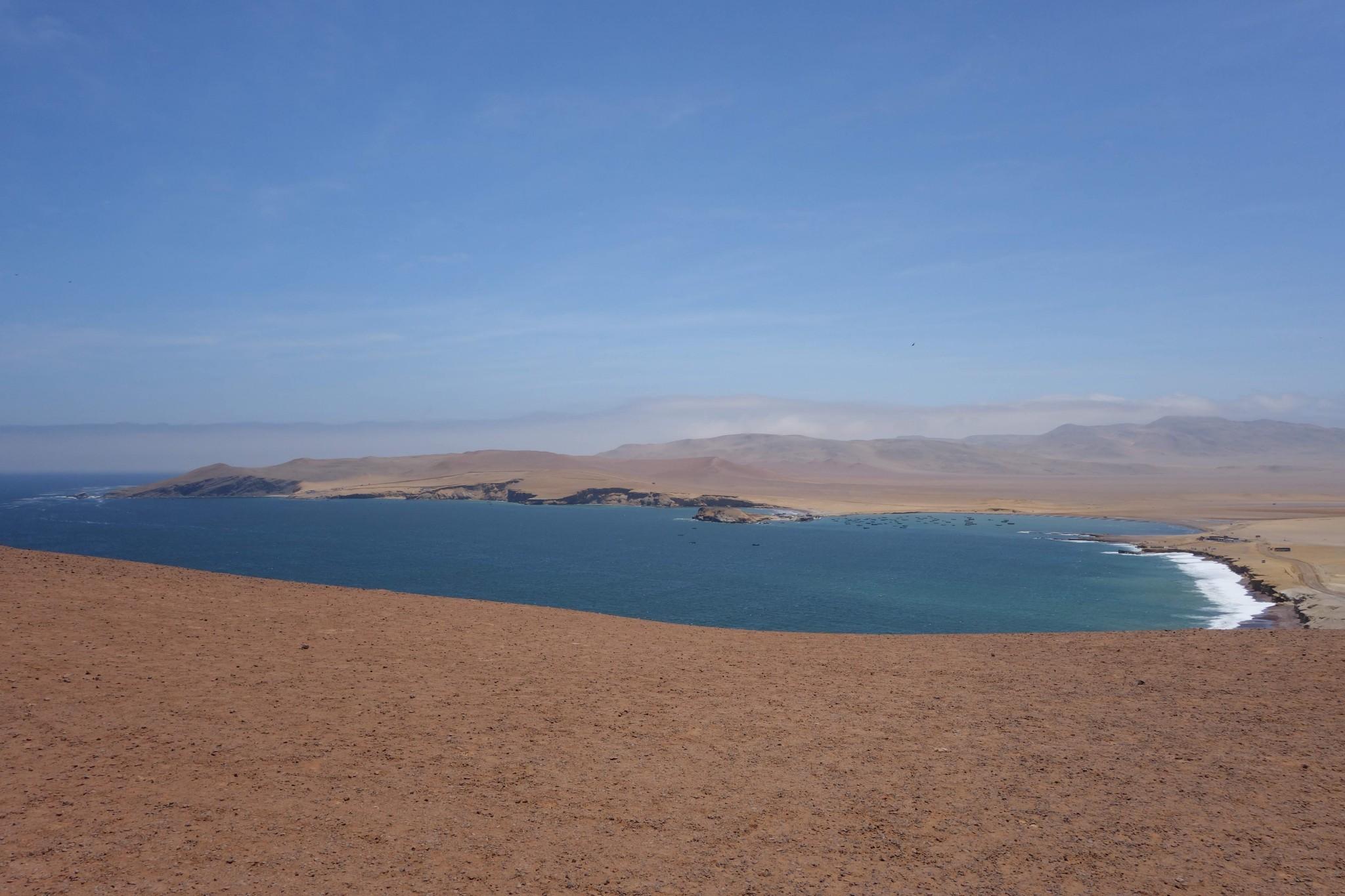 paracas_nationalpark_bucht