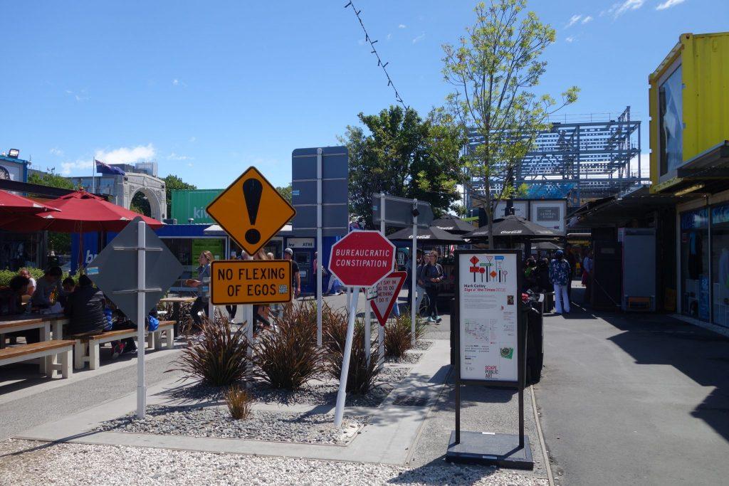 Christchurch Ph 246 Nix Aus Der Asche Travelbites
