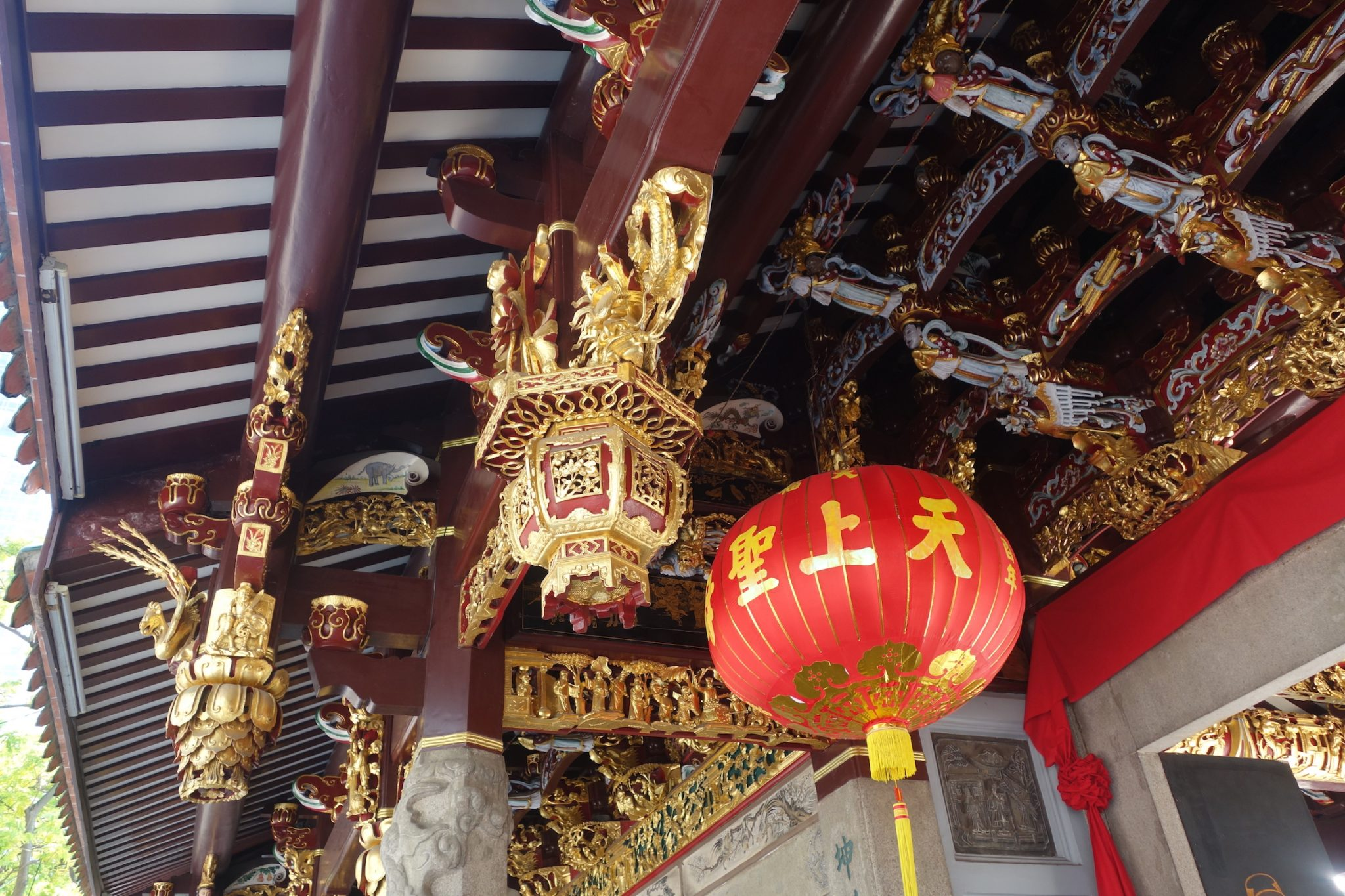 Singapur_TanjongPagar_Chinatown_TelokAyer_ThianHockKengTemple_1