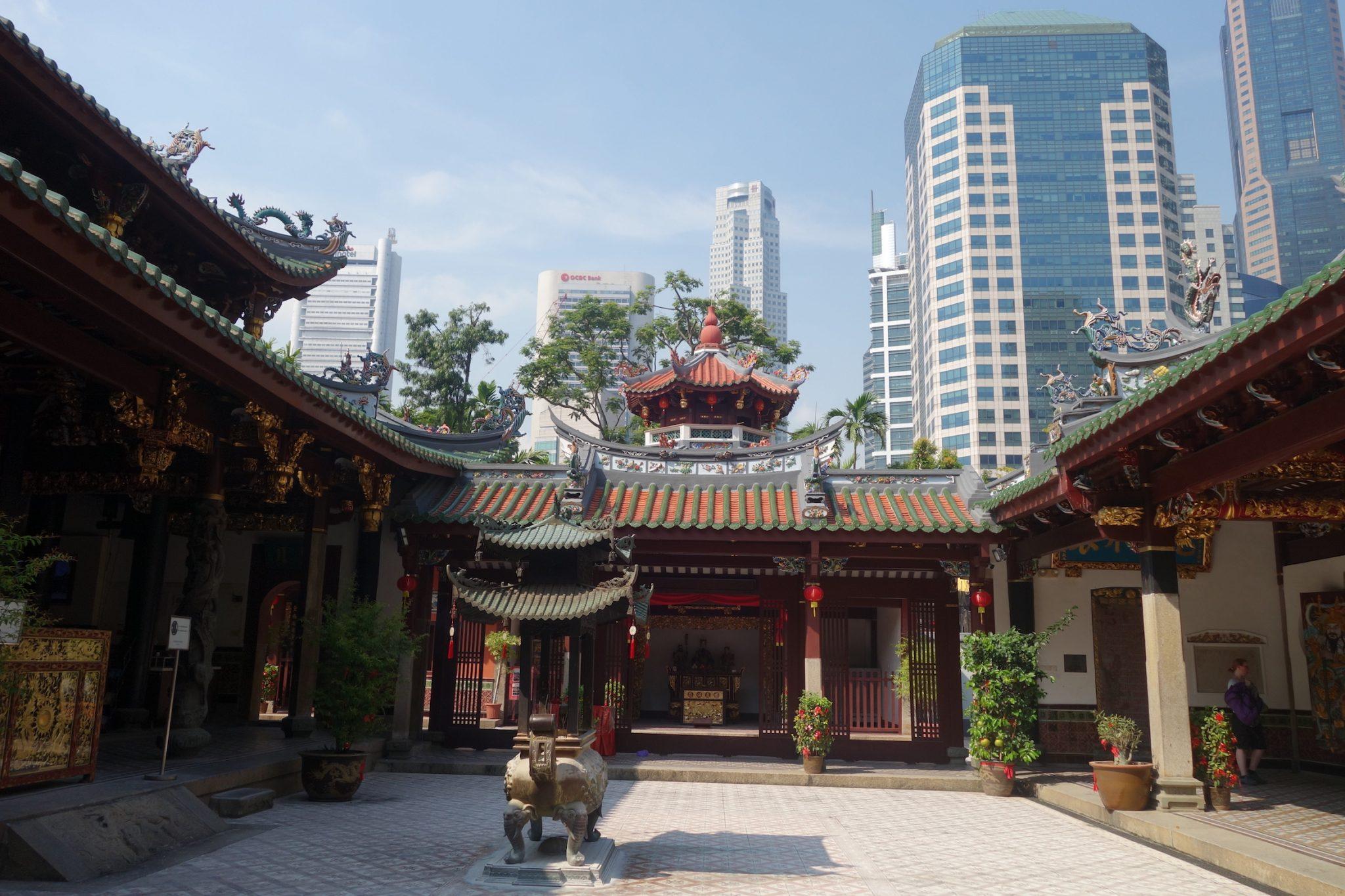 Singapur_TanjongPagar_Chinatown_TelokAyer_ThianHockKengTemple_2