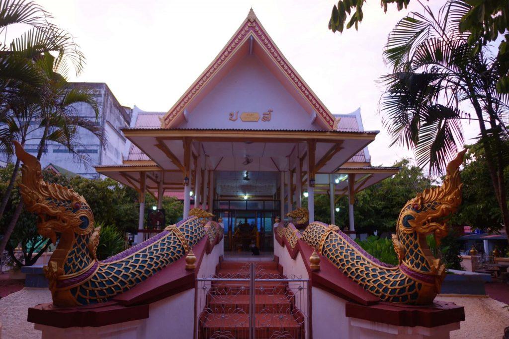 Surat Thani – Alltagsleben, Tempel und Nachtmärkte