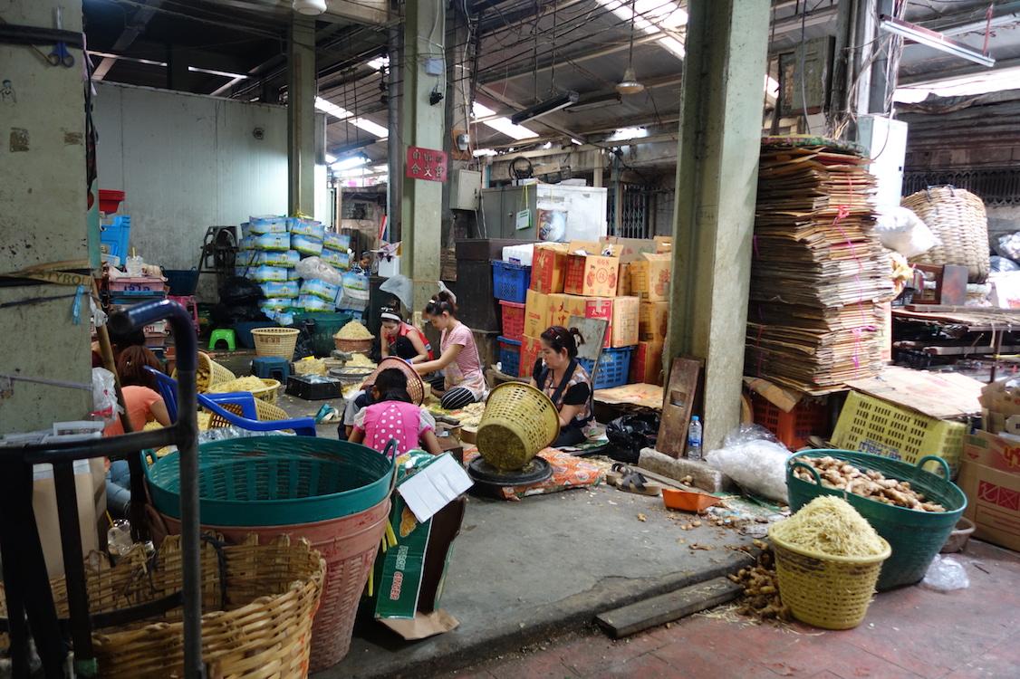 Bangkok_typischerMarkt_1