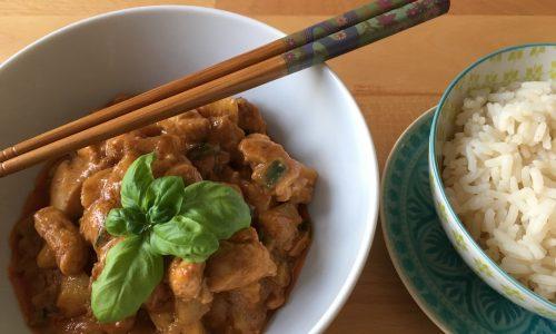 Thailand im Topf: Massaman Curry Variante